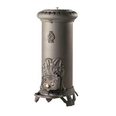 Stufa a legna INVICTA Sologne 8 kW antracite