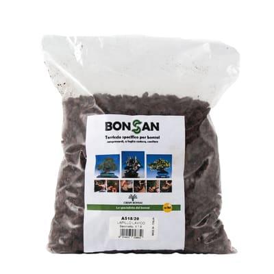 Pacciamatura organica e minerale Lapillo lavico 1.6 L