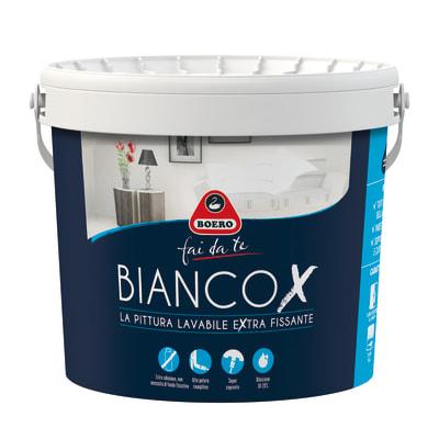 Pittura murale Bianco X BOERO 4 L bianco