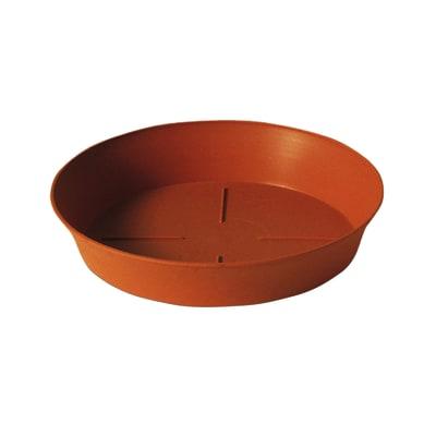Sottovaso in plastica colore cotto Ø 50 cm