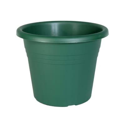 Vaso Isola in plastica colore verde H 33 cm, Ø 45 cm