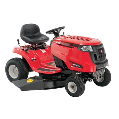 Side discharge lawn mower MTD SMART RG 145 motore briggs & stratton 500 cm³