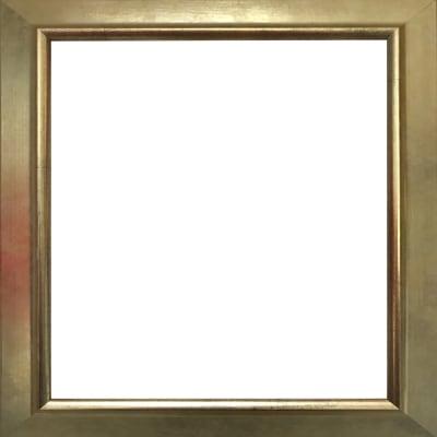 Cornice Zoe dorato per foto da 14x14 cm