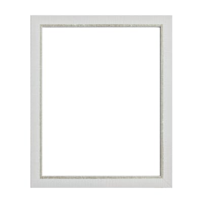 Cornice INSPIRE Lela bianco per foto da 10X15 cm