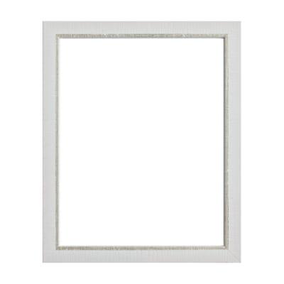 Cornice INSPIRE Lela bianco per foto da 13X18 cm