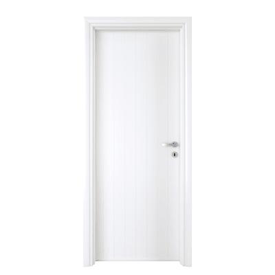 Porta a battente PVC White bianco L 70 x H 210 cm sinistra