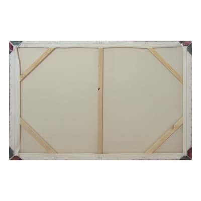 Quadro su tela Napoli 95x145 cm