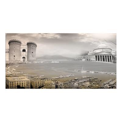 Quadro su tela Napoli 80x180 cm