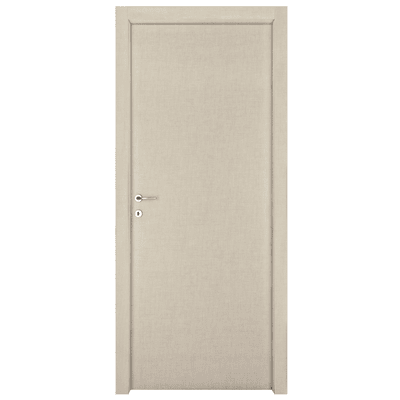 Porta a battente Klimt kaki L 80 x H 210 cm destra