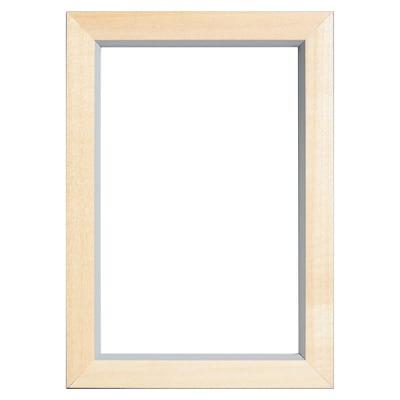 Cornice INSPIRE Carina grigio per foto da 14x14 cm