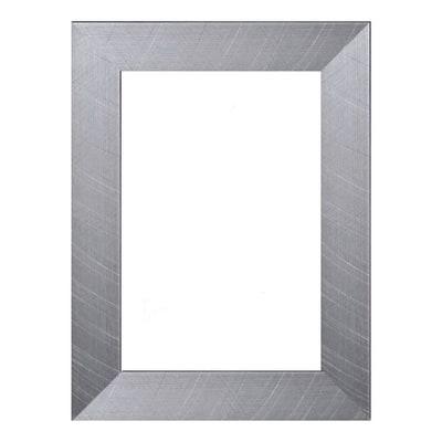 Cornice INSPIRE Tecno argento per foto da 10X15 cm