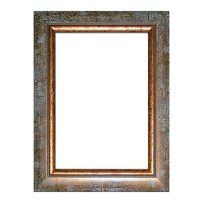 Cornice Boston legno per foto da 14x14 cm