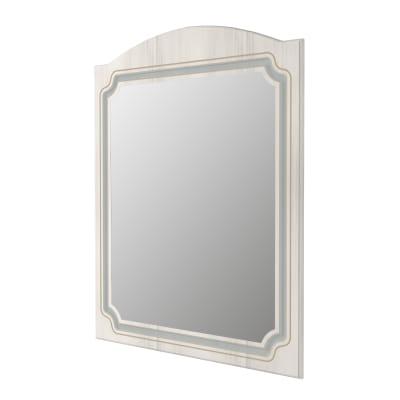 Specchio non luminoso bagno rettangolare Caravaggio L 80 x H 100 cm