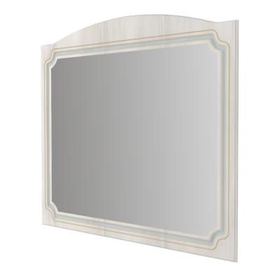 Specchio non luminoso bagno rettangolare Caravaggio L 110 x H 100 cm