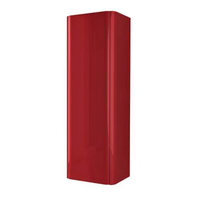 Colonna Liverpool 1 L 43 x P 35 x H 130 cm rosso