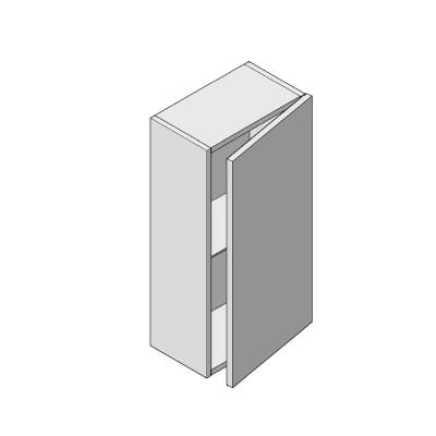 Colonna Style 1 L 35 x P 22 x H 70 cm acero laminato