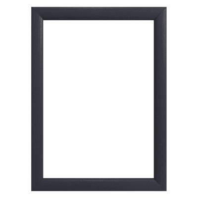 Cornice INSPIRE Pulp nero per foto da 30X30 cm