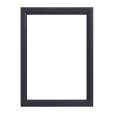 Cornice INSPIRE Pulp nero per foto da 24x30 cm