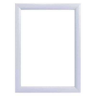 Cornice INSPIRE Bomber bianco per foto da 21X29,7 cm