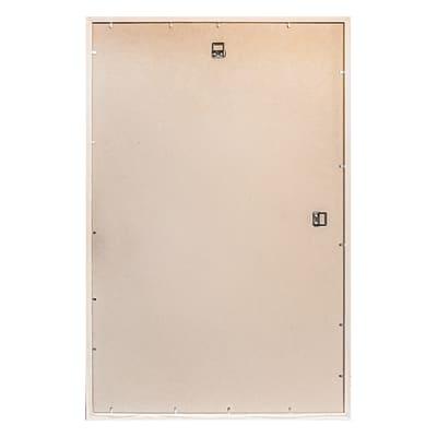 Cornice INSPIRE BOMBER bianco per foto da 50X70 cm