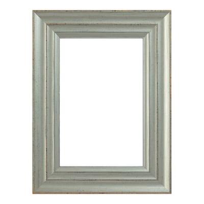 Cornice a giorno Grace argento per foto da 10x15 cm