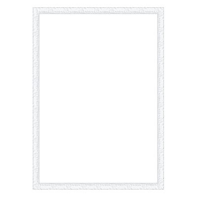 Cornice INSPIRE Sylvia bianco per foto da 70X100 cm