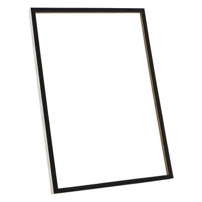 Cornice INSPIRE Sbang nero per foto da 50X70 cm