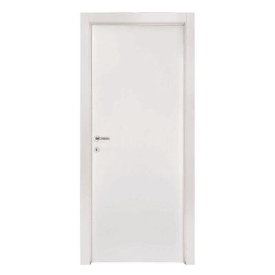 Porta a battente Strauss bianco L 90 x H 200 cm reversibile