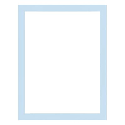 Cornice INSPIRE Vik azzurro per foto da 18X24 cm