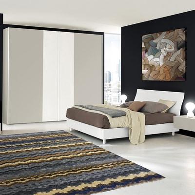 Tappeto Diana multicolor 190x133 cm