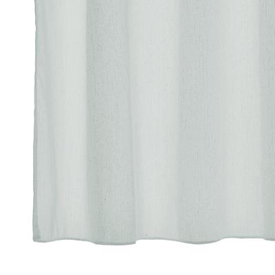 Tenda Rubedo bianco fettuccia e passanti 140x310 cm