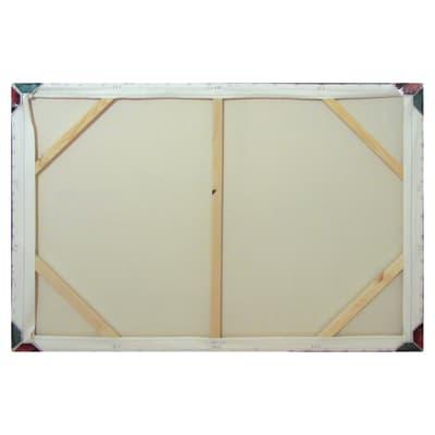 Quadro su tela Finestra Sul Mare 90x135 cm