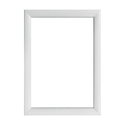 Cornice INSPIRE Bomber bianco per foto da 20X25 cm