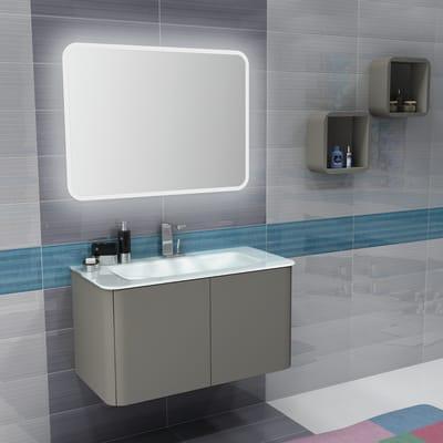 Mobile bagno Liveprool talpa L 95 cm