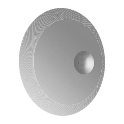 Specchio con illuminazione integrata bagno rotondo Led L 100 x H 100 cm BADEN HAUS