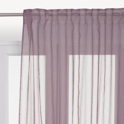 Tulle INSPIRE Liza rosa tape raccogliendo 300.0 x 280.0 cm