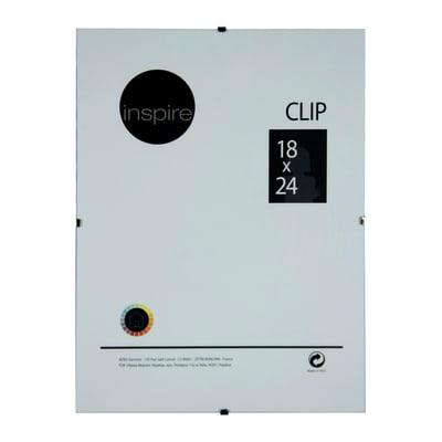 Cornice a giorno INSPIRE Clip per foto da 18x24 cm