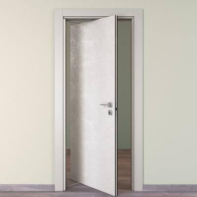 Porta rototraslante Hunk luna L 80 x H 210 cm sinistra