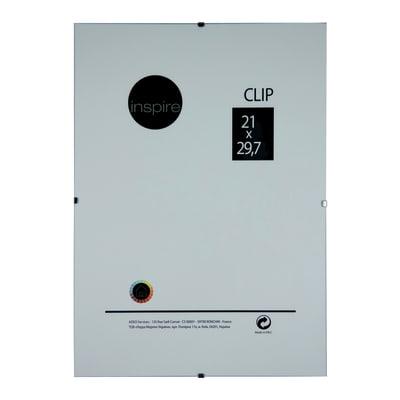 Cornice a giorno INSPIRE Clip per foto da 21x29,7 cm