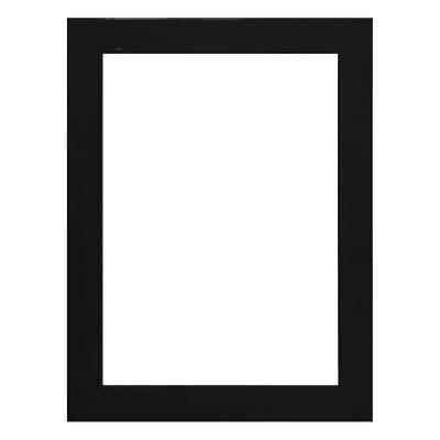 Cornice INSPIRE Double nero per foto da 35x50 cm