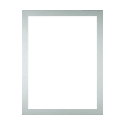 Cornice INSPIRE Mia bianco per foto da 50x70 cm
