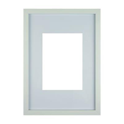 Cornice INSPIRE Milo bianco per foto da 21x29.7 cm
