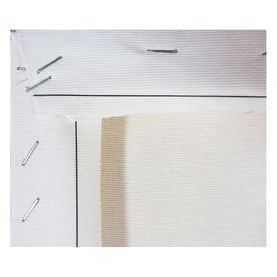 Quadro su tela Ny Skyline 95x145 cm