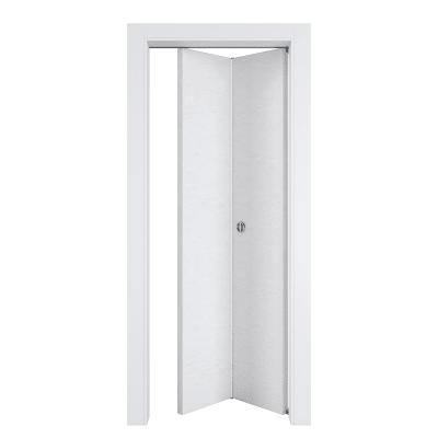 Porta pieghevole Hunk Cemento calce L 70 x H 210 cm destra