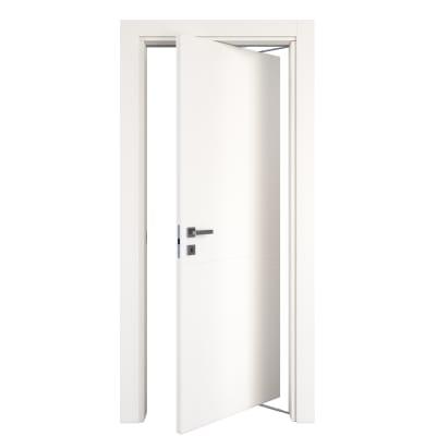 Porta rototraslante Rail bianco L 70 x H 210 cm destra