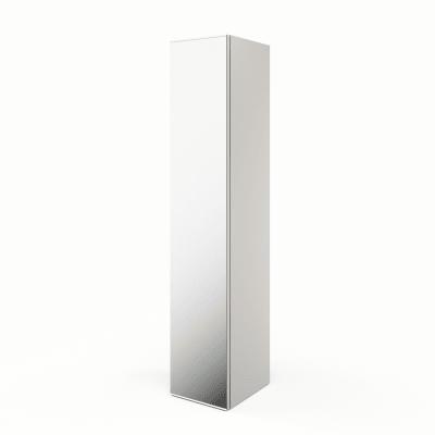 Colonna Neo Line 1 cassetto 1 anta L 30 x P 35 x H 154 cm beige lucido SENSEA
