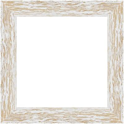 Cornice INSPIRE Gaia bianco per foto da 20x20 cm