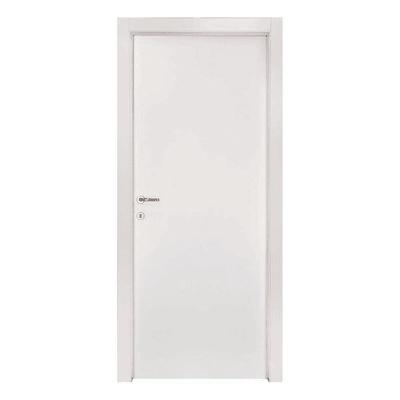 Porta a battente Strauss bianco L 60 x H 210 cm reversibile
