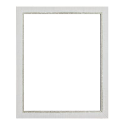 Cornice INSPIRE Lela bianco per foto da 14x14 cm