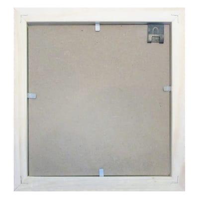 Cornice INSPIRE grigio per foto da 14X14 cm